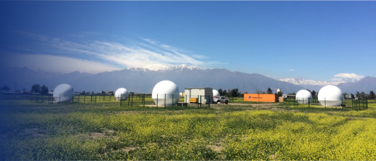 Orbit Communications reports receiving an order from a European customer for Gaia-100 Ground Earth Observation Systems for approximately $ 1.4 million.