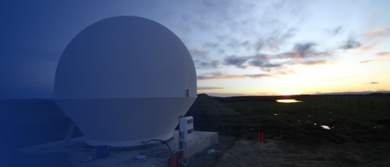 Spaceflight Earth Observation Ground Station in New Zealand