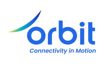 Orbit reveals its new brand, logo and website. Connectivity in Motion, Innovative Communication Solutions to emphasize the long-term company vision